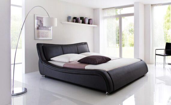 Modern upholstered beds
