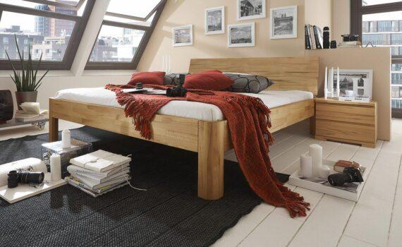 Fresh air in the bedroom